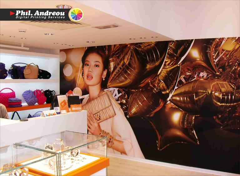 Wallpapers phil andreou digital printing ltd for Digital print wallpaper mural